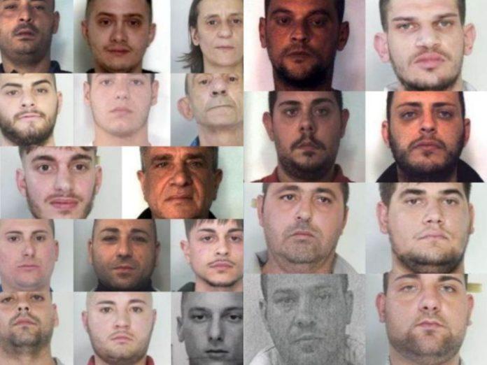 Maxi blitz antimafia a Catania: 40 arresti - FOTO, NOMI e ...