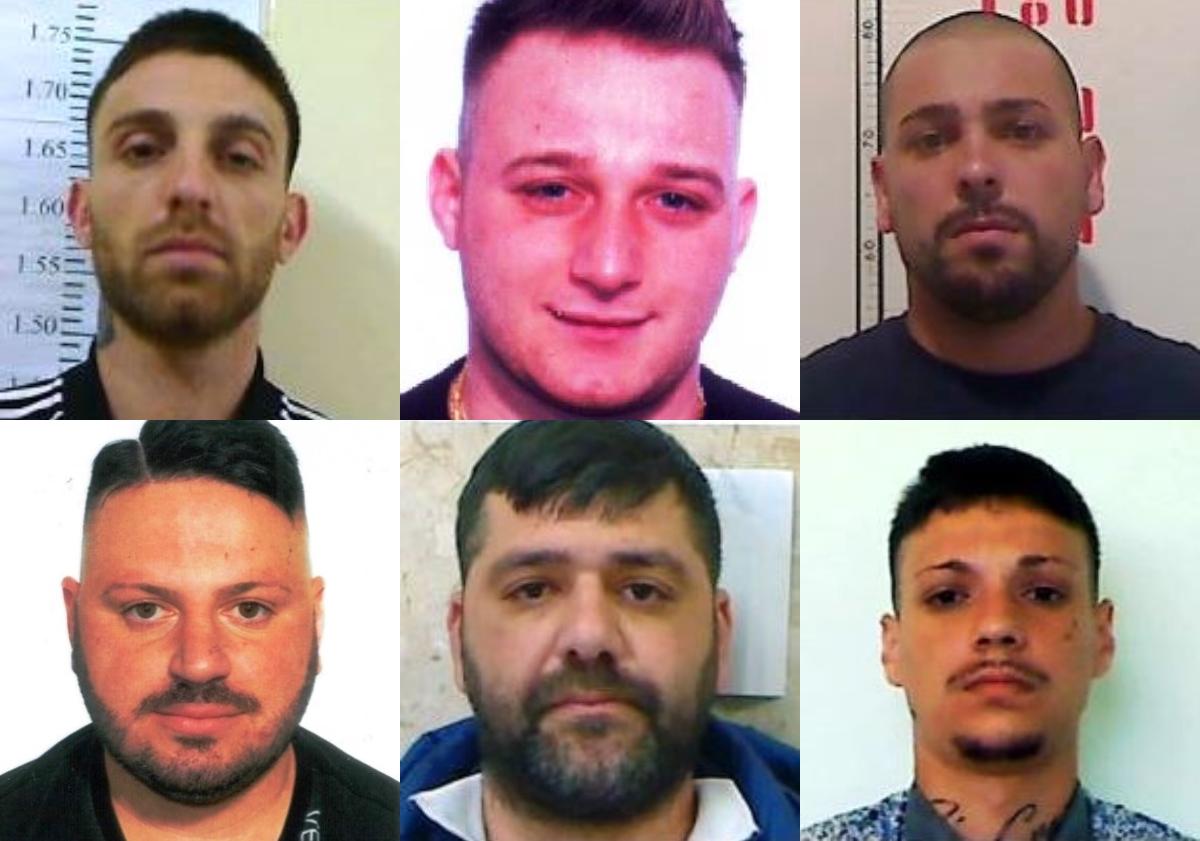 """Catania, sei arresti nell'ambito dell'operazione """"La Cosa"""""""